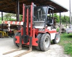 Vysokozdvižný vozík DESTA DVHM 3222 TM
